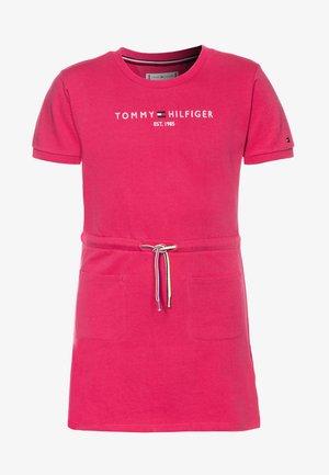 ESSENTIAL DRESS - Day dress - pink