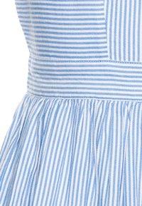 Tommy Hilfiger - ITHAKA STRIPE DRESS - Day dress - blue - 2