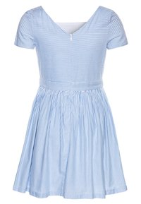 Tommy Hilfiger - ITHAKA STRIPE DRESS - Day dress - blue - 1
