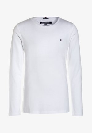 GIRLS BASIC  - Long sleeved top - bright white