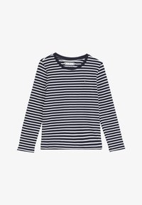 Tommy Hilfiger - ICONIC STRIPE TEE - T-shirt à manches longues - white - 2