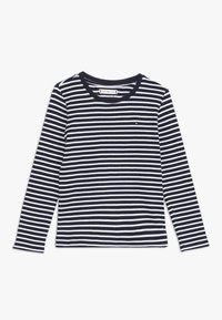 Tommy Hilfiger - ICONIC STRIPE TEE - T-shirt à manches longues - white - 0