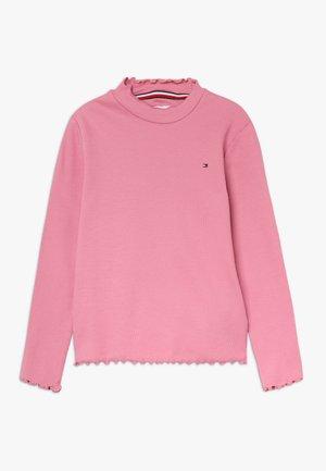 ESSENTIAL - Top sdlouhým rukávem - light pink