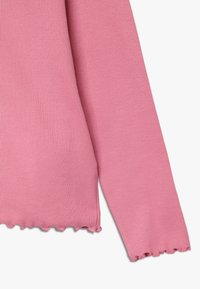 Tommy Hilfiger - ESSENTIAL - Top sdlouhým rukávem - light pink - 3