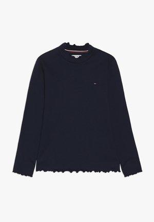 ESSENTIAL - T-shirt à manches longues - blue