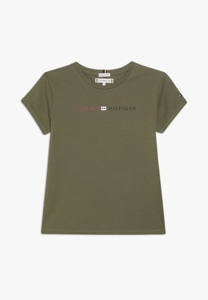 ESSENTIAL ROLL UP - T-shirt imprimé - green