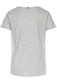 Tommy Hilfiger - ESSENTIAL TEE  - Printtipaita - grey - 1