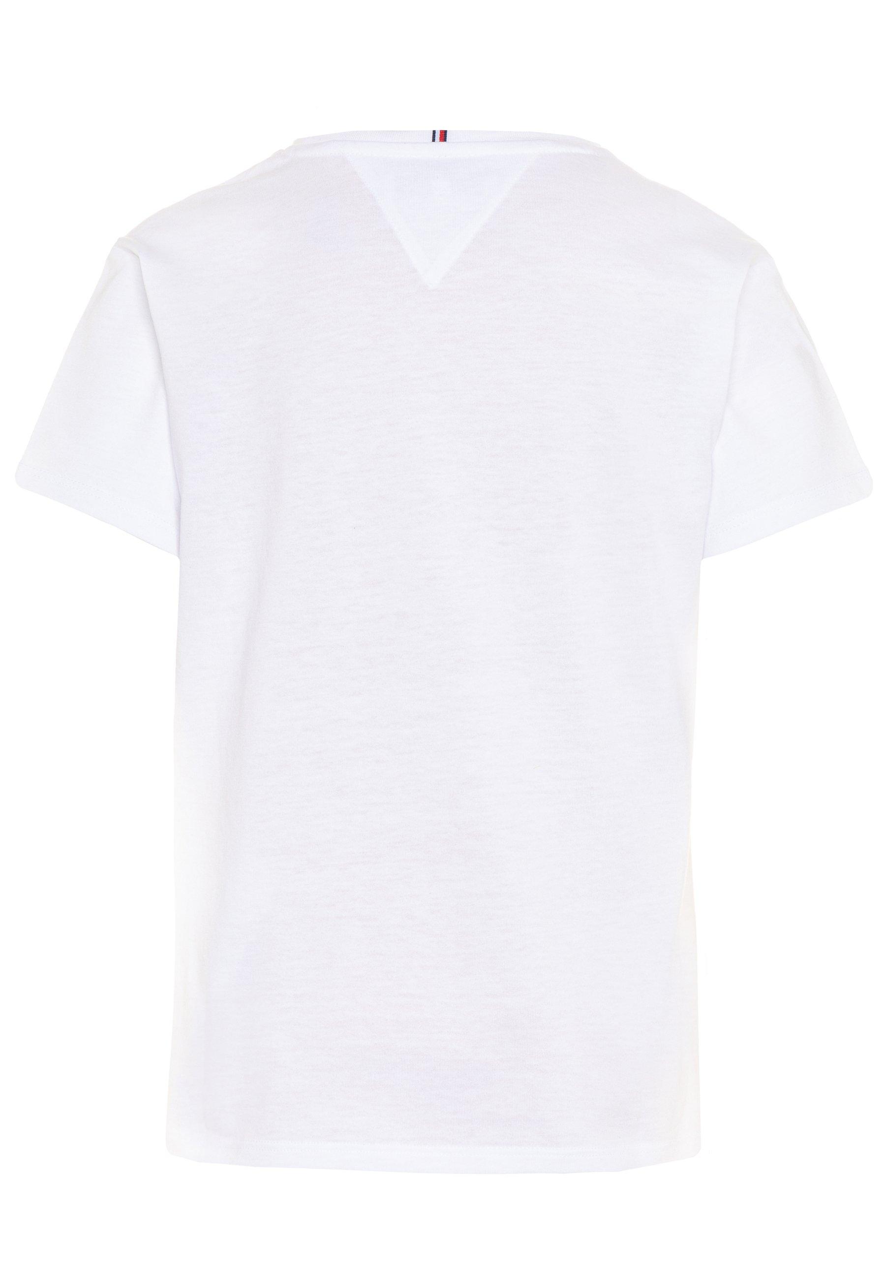 FLAG TAPE TEE T shirt imprimé white