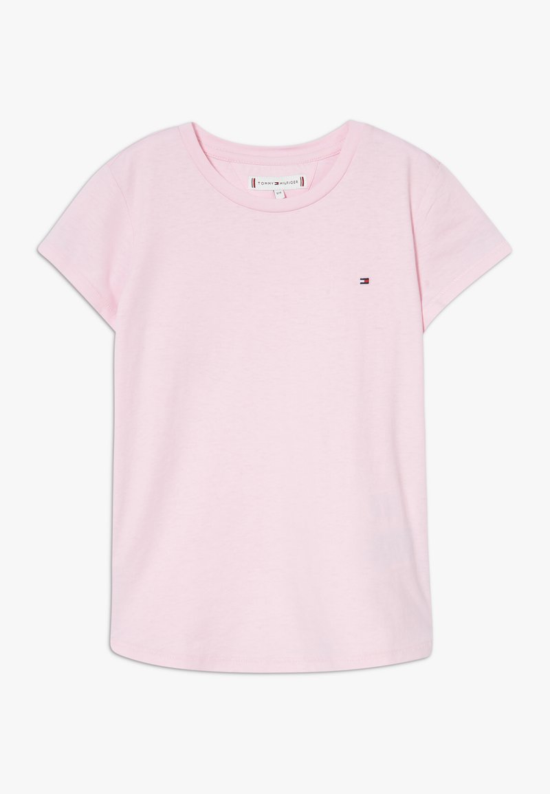 Tommy Hilfiger - ESSENTIAL TEE  - T-shirt basic - pink