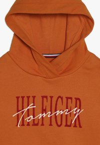 Tommy Hilfiger - ESSENTIAL GRAPHIC LOGO HOODIE - Sweat à capuche - orange - 4
