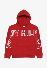 Tommy Hilfiger - SPECIAL HOODIE - Mikina skapucí - red - 3