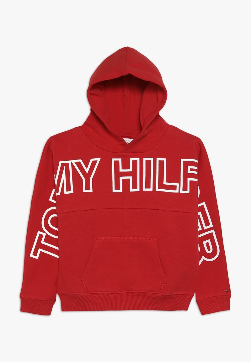 Tommy Hilfiger - SPECIAL HOODIE - Sweat à capuche - red