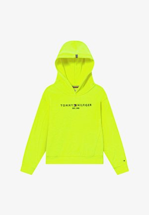ESSENTIAL HOODED - Jersey con capucha - yellow