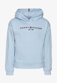 Tommy Hilfiger - ESSENTIAL HOODED - Hoodie - blue - 0