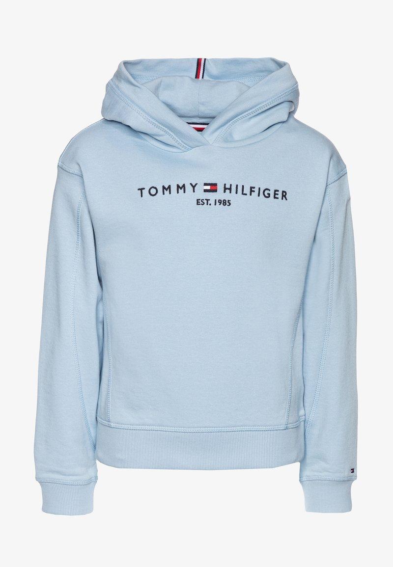 Tommy Hilfiger - ESSENTIAL HOODED - Mikina skapucí - blue
