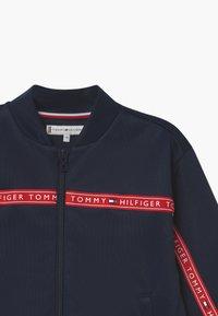 Tommy Hilfiger - TOMMY TAPE TRACK - Sportovní bunda - blue - 3