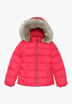 ESSENTIAL BASIC JACKET - Daunenjacke - red
