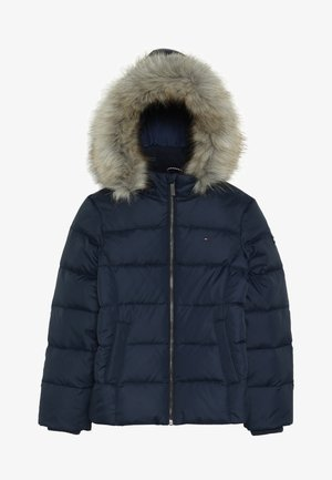 ESSENTIAL BASIC JACKET - Dunjacka - blue