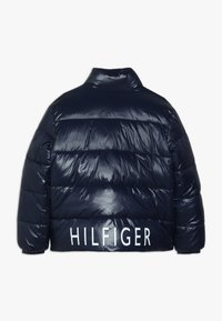 Tommy Hilfiger - RECYCLED REVERSIBLE PUFFER - Veste d'hiver - blue - 3