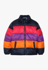 Tommy Hilfiger - RECYCLED REVERSIBLE PUFFER - Veste d'hiver - blue - 1