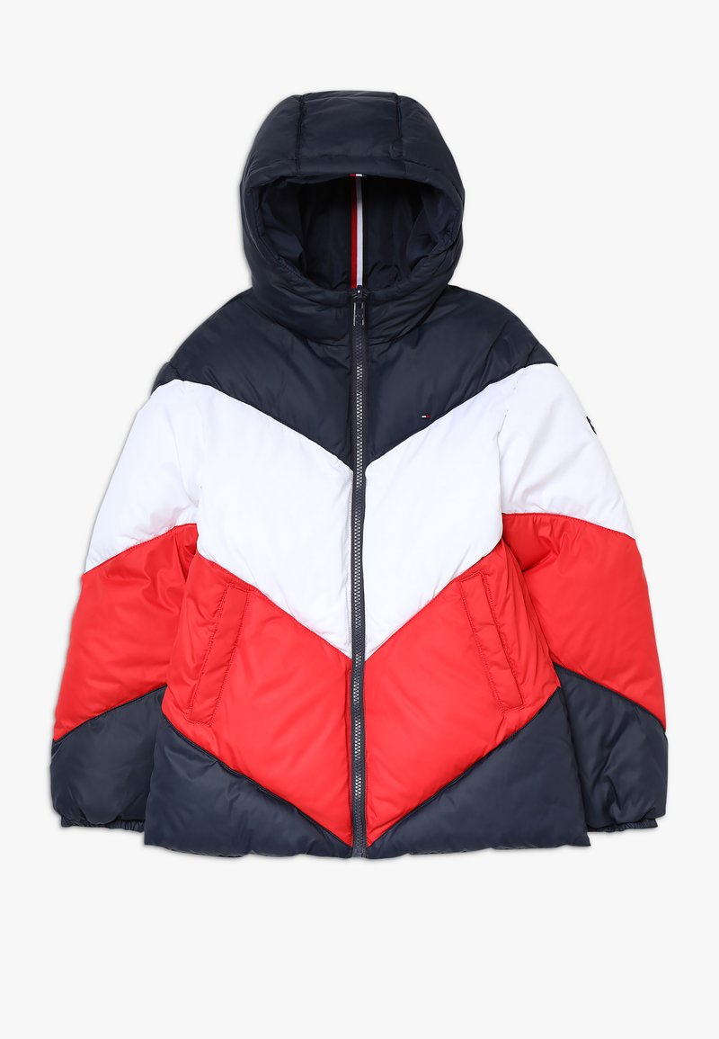 Tommy Hilfiger - REVERSIBLE PUFFER - Winter jacket - blue