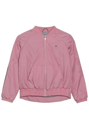 ESSENTIAL TAPE JACKET - Jas - pink