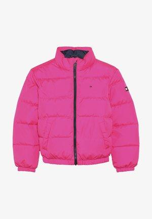 Blouson Bomber - pink