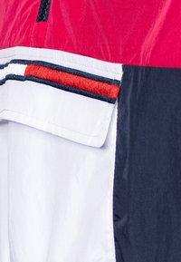 Tommy Hilfiger - POPOVER - Vodotěsná bunda - pink - 3