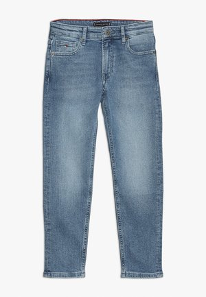 1988 MODERN TAPERED - Jeans Tapered Fit - pinch light blue stretch