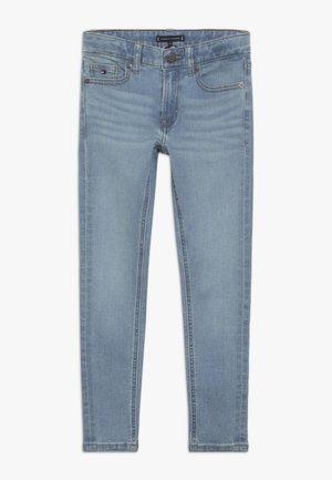 SIMON SKINNY - Skinny džíny - denim