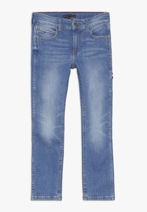 CARPENTER - Slim fit jeans - denim