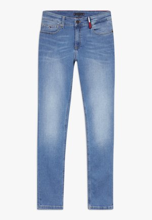 STEVE SLIM TAPERED - Jeans Slim Fit - dark blue