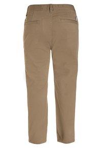 Tommy Hilfiger - BOYS  - Chino kalhoty - khaki - 1