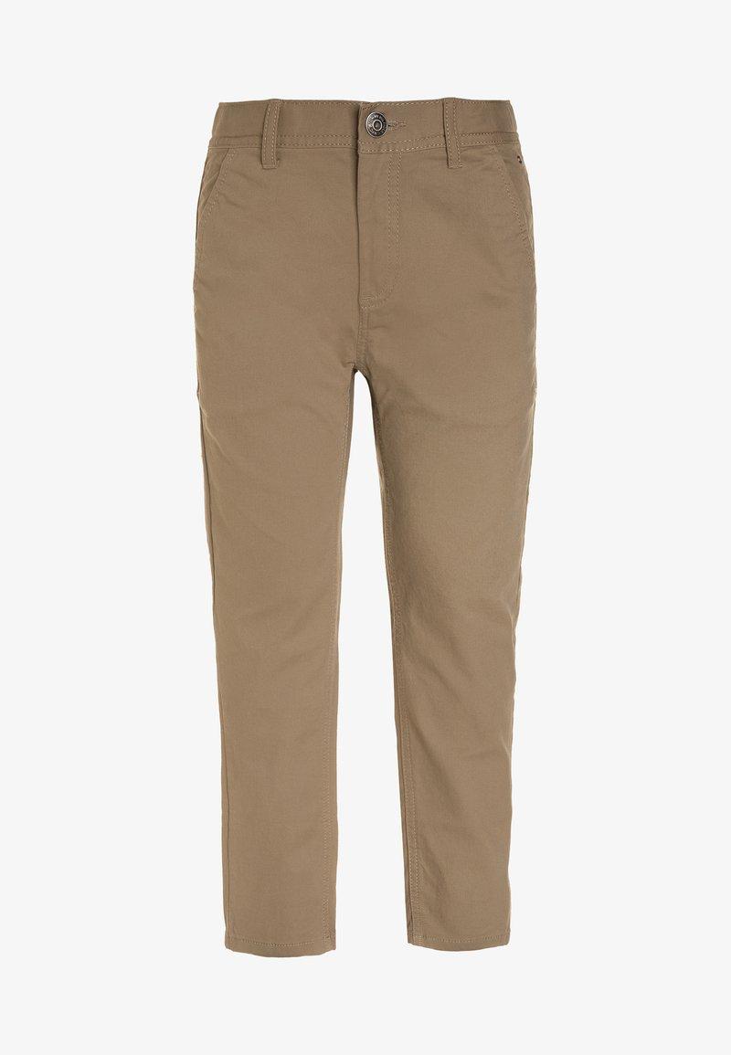 Tommy Hilfiger - BOYS  - Chino kalhoty - khaki