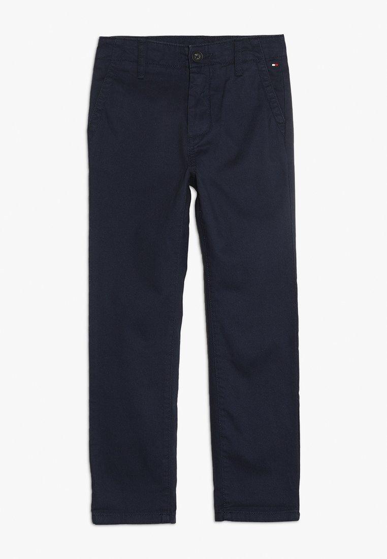 Tommy Hilfiger - Chino kalhoty - blue