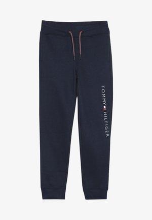 ESSENTIAL  - Teplákové kalhoty - blue