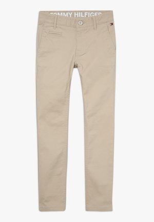 ESSENTIAL - Chino kalhoty - grey
