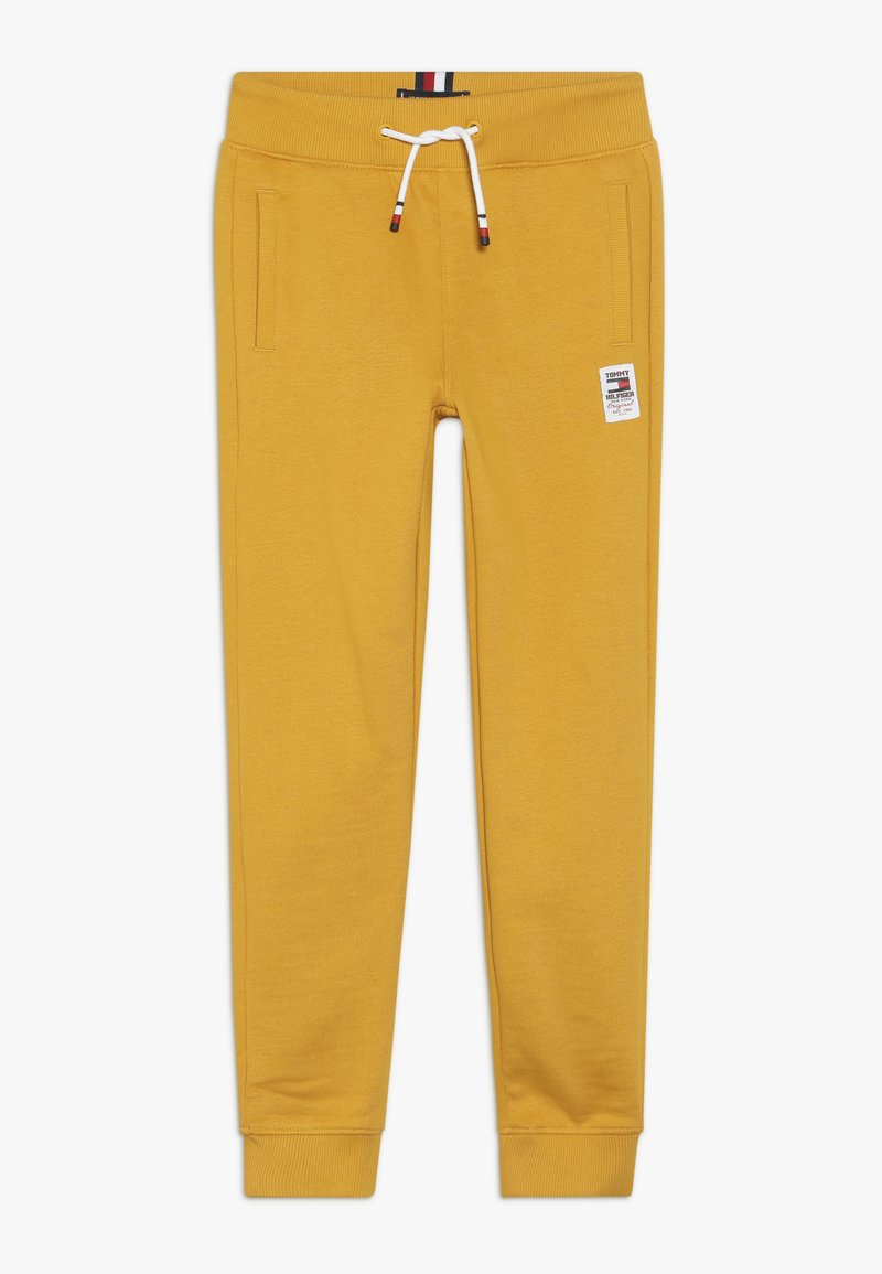 Tommy Hilfiger - ESSENTIAL SOLID - Pantaloni sportivi - yellow