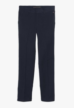 CEREMONIAL - Chino kalhoty - blue