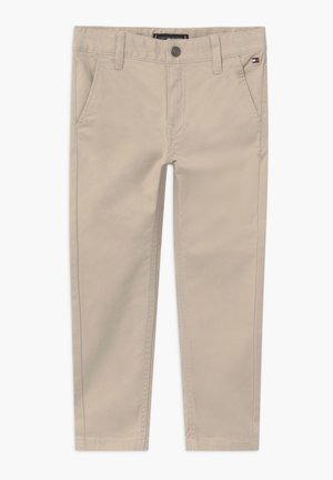 ESSENTIAL SLIM CHINOS - Chino - grey