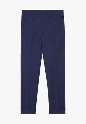 FLEX PANTS - Trousers - blue