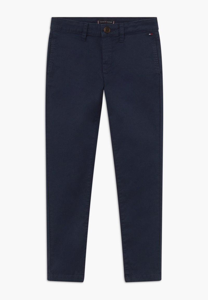 Tommy Hilfiger - ESSENTIAL SKINNY  FLEX - Chino kalhoty - blue