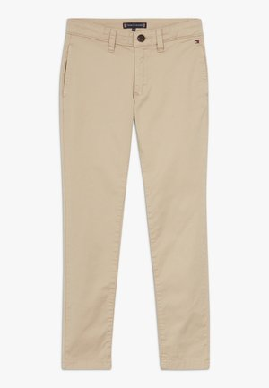 ESSENTIAL SKINNY  FLEX - Chino - khaki