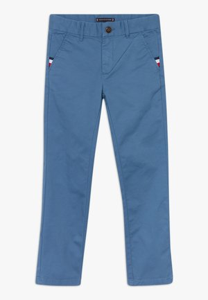 ESSENTIAL SLIM  - Pantaloni - blue