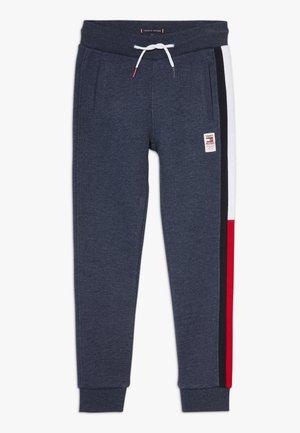 INSERT  - Teplákové kalhoty - blue