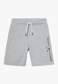Tommy Hilfiger - ESSENTIAL - Tracksuit bottoms - grey - 0