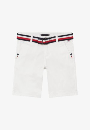 ESSENTIAL BELTED - Short - white