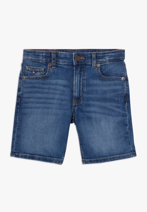 REY TAPERED  - Jeans Short / cowboy shorts - denim