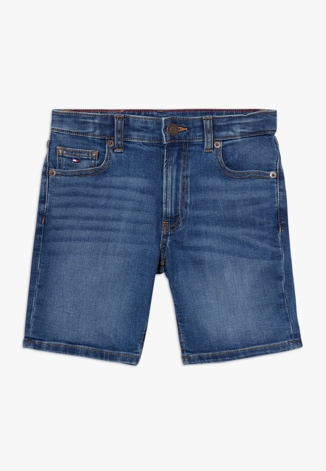 REY TAPERED  - Jeansshort - denim