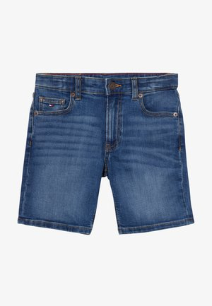 REY TAPERED  - Shorts di jeans - denim